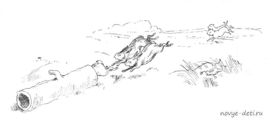 поучительная сказка для детей 6 лет
