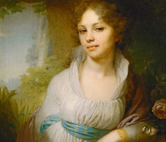 портрет лопухиной известный русский художник боровиковский