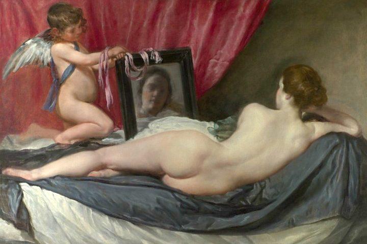 венера с зеркалом диего веласкес