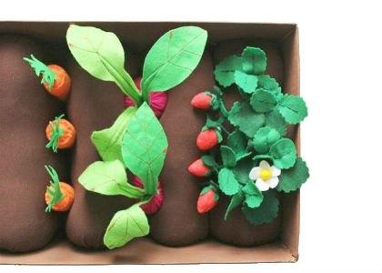 игрушки овощи для детей