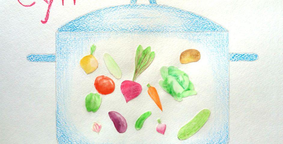 развивающее занятие для детей суп