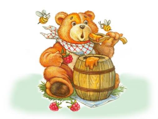 поучительная сказка медвежонок сладкоежка