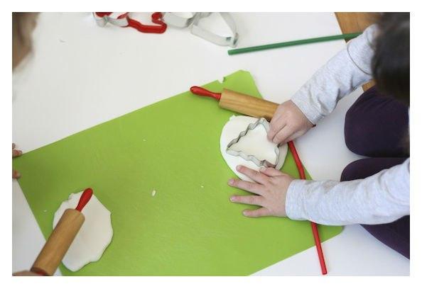 мягкое тесто для лепки своими руками